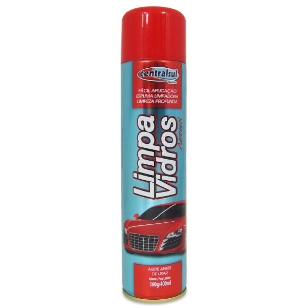 Limpa Vidros Spray 400ML  - AutoParts Online
