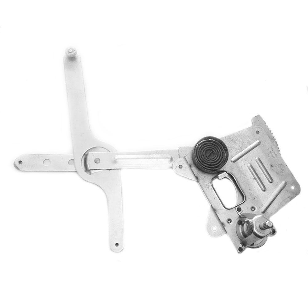 Máquina do Vidro Dianteiro Gm Blazer 1996 a 2011 S10 1995 a 2012 Lado Esquerdo  - AutoParts Online