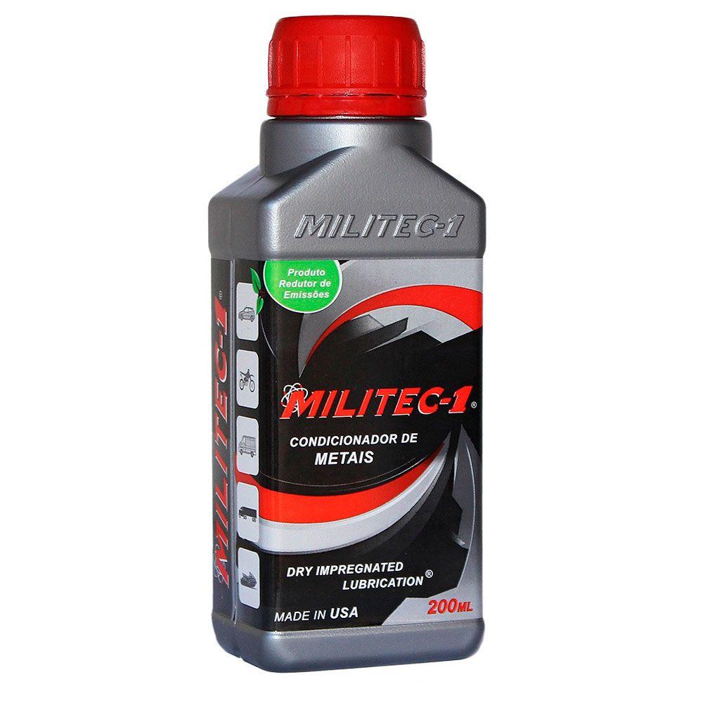 Militec-1 Condicionador de Metais 200 ML  - AutoParts Online