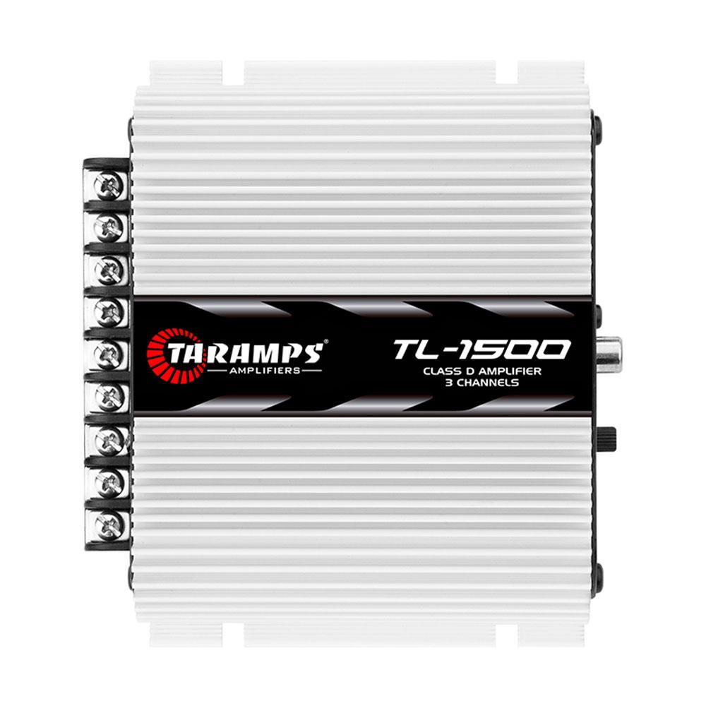 Módulo Amplificador Taramps TL1500 390w 3 Canais 2 Ohms  - AutoParts Online