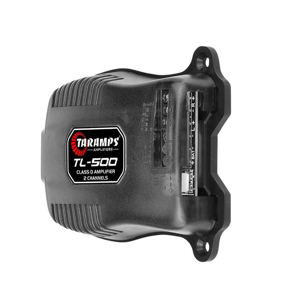 Módulo Amplificador Taramps TL 500 90 Rms 2 Canais 2 Ohms  - AutoParts Online