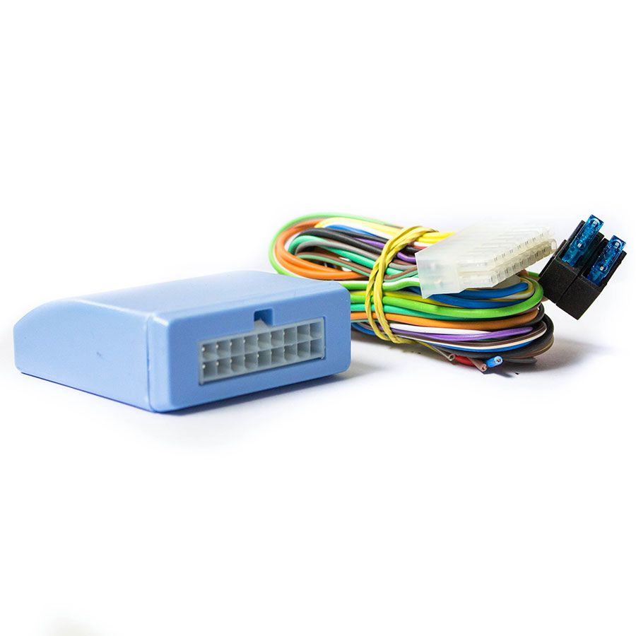 Módulo de Levantamento de Vidro Sistec STW41 4 portas Universal  - AutoParts Online