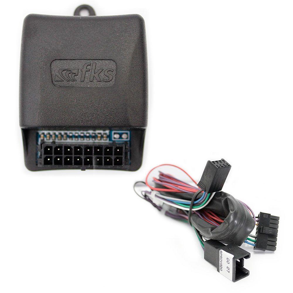 Módulo de Recolhimento do Espelho Retrovisor FKS MCE300 GO07 GM  - AutoParts Online