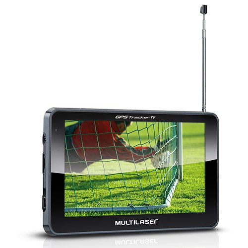 Navegador GPS Multilaser 5