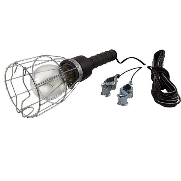 Rabicho de Luz 12V p/ Bateria com lampada  - AutoParts Online