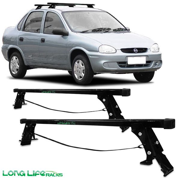 Rack GM Corsa Hatch Sedan até 2003 Classic 4 Portas CS-4