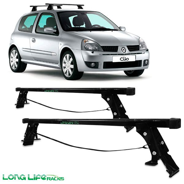 Rack Travessa Renault Clio Hatch Sedan 4 Portas RCL-4 60 Kg  - AutoParts Online
