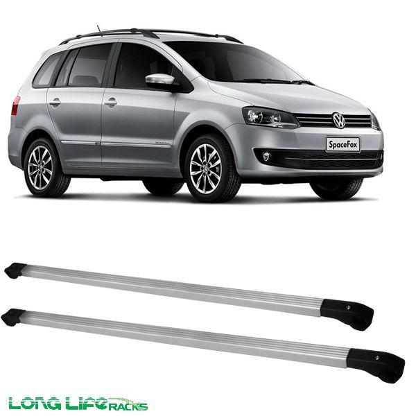 Rack Travessa Universal para Longarina Alumínio Cross AC00 40 kg  - AutoParts Online