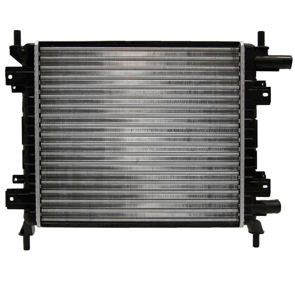 Radiador do Motor Ford Ka 1.0 1.6 Rocam 2000 a 2008 Com Ar Condicionado Ref.12589  - AutoParts Online