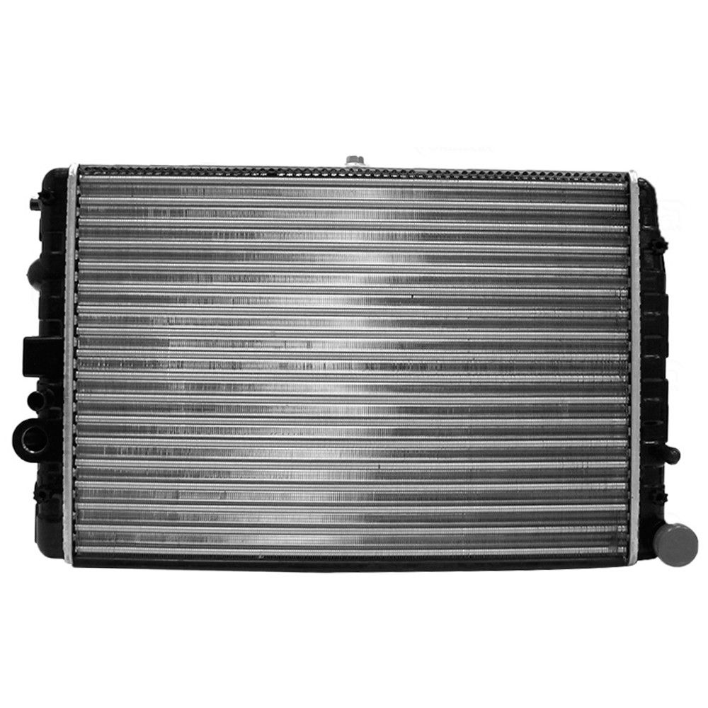 Radiador do Motor Vw Gol Parati Saveiro 1.0 1.6 1.8 2.0 1995 a 2008 com Ar Condicionado Ref.12504  - AutoParts Online