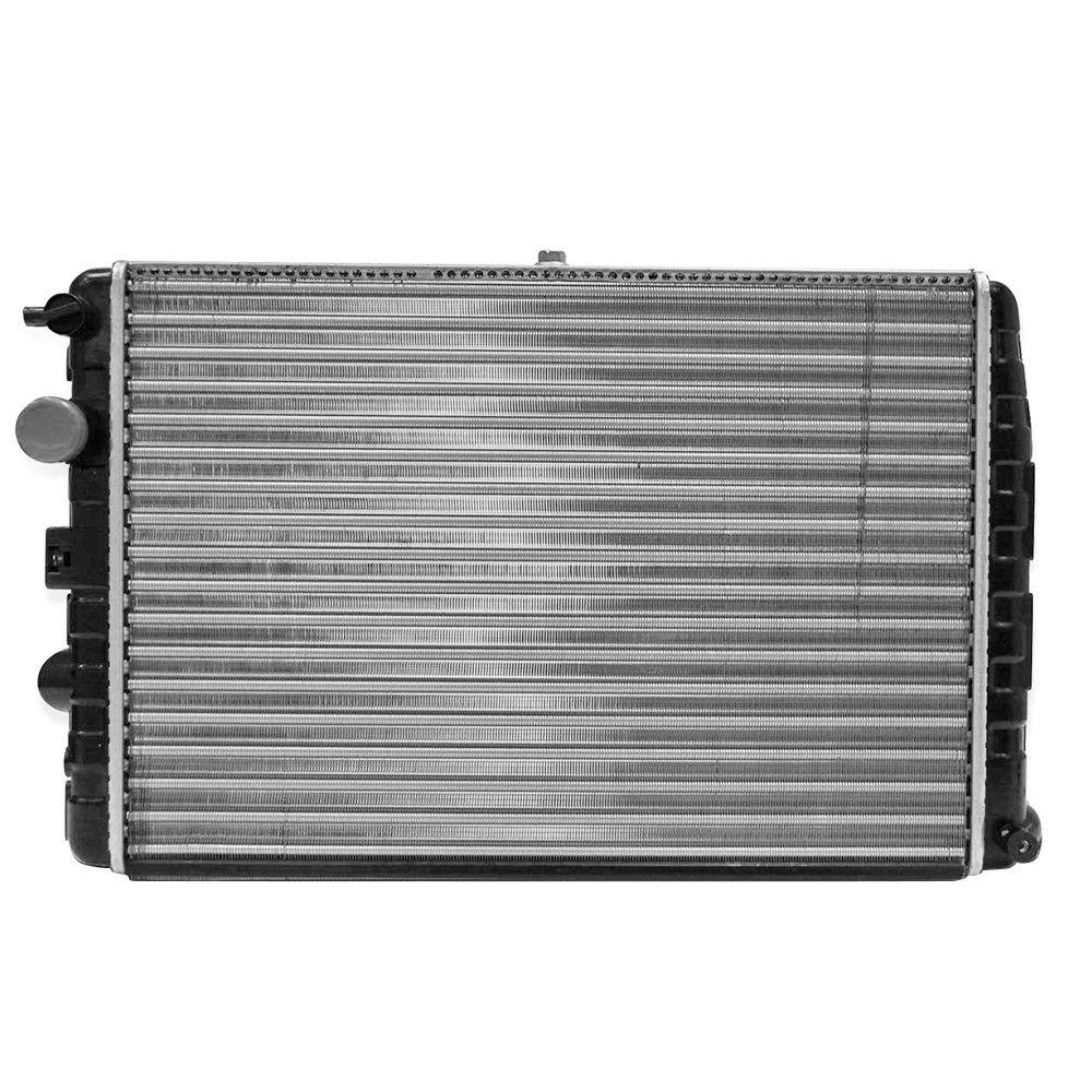 Radiador do Motor Vw Gol Parati Saveiro 1.0 Mi 8/16V 1997 a 2008 Com Ar Condicionado Ref.12509  - AutoParts Online
