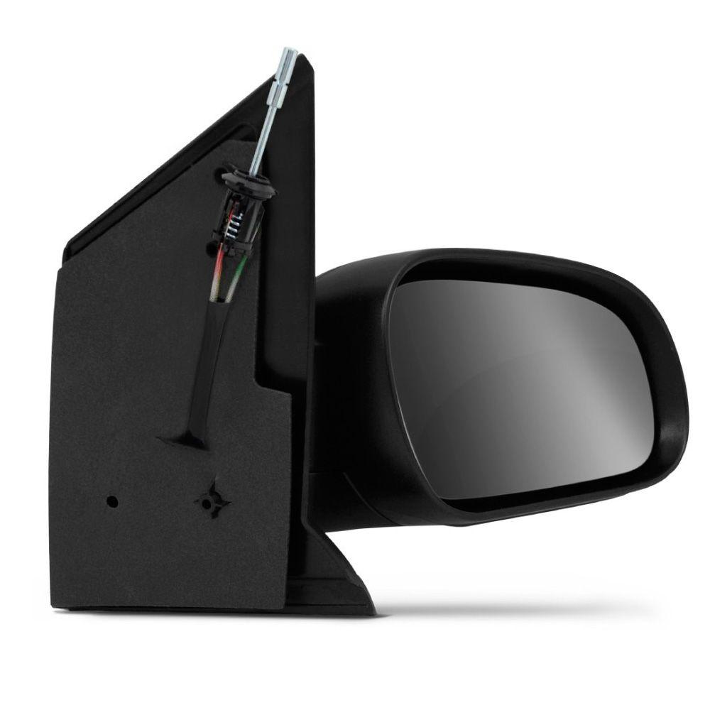 Espelho Retrovisor Controle Interno Vw Fox 2003 a 2010 2 e 4 Portas Direito  - AutoParts Online