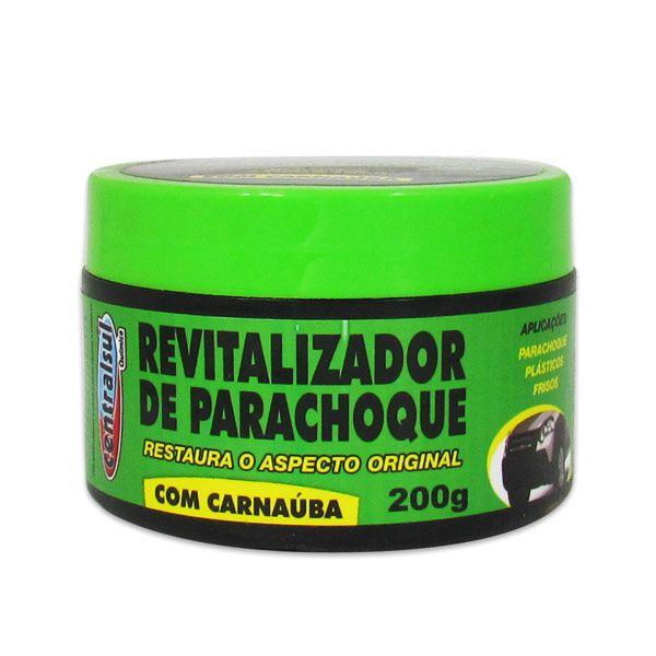 Revitalizador de Parachoques 200GR Com Carnaúba  - AutoParts Online