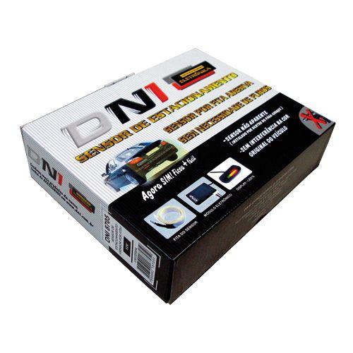 Sensor de Estacionamento DNI com FITA (Sem furar o para-choque)  - AutoParts Online