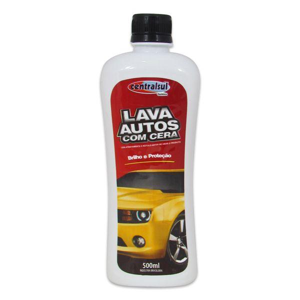 Shampoo Automotivo com Cera 500 ML  - AutoParts Online