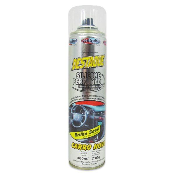 Silicone Spray Perfumado 400ML  - AutoParts Online