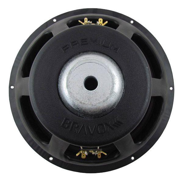 Subwoofer Bravox Premium Plus 12? P12X-D4 - 220 WRMS 4 + 4  OHMS  - AutoParts Online