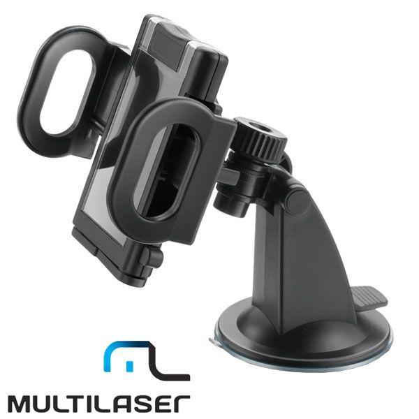 Suporte Universal Multilaser CP118S para GPS Ipod IPhone PDA  - AutoParts Online