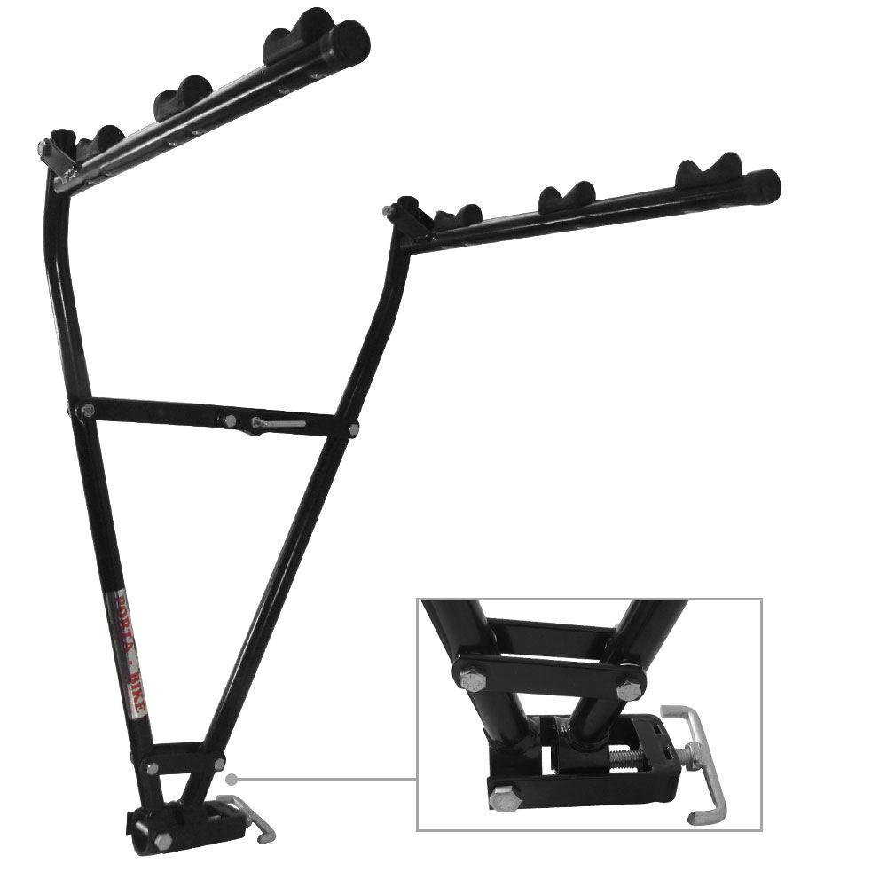 TransBike Suporte para Transporte de Bicicleta Modelo V para Engate de Reboque ? 3 Bicicletas  - AutoParts Online