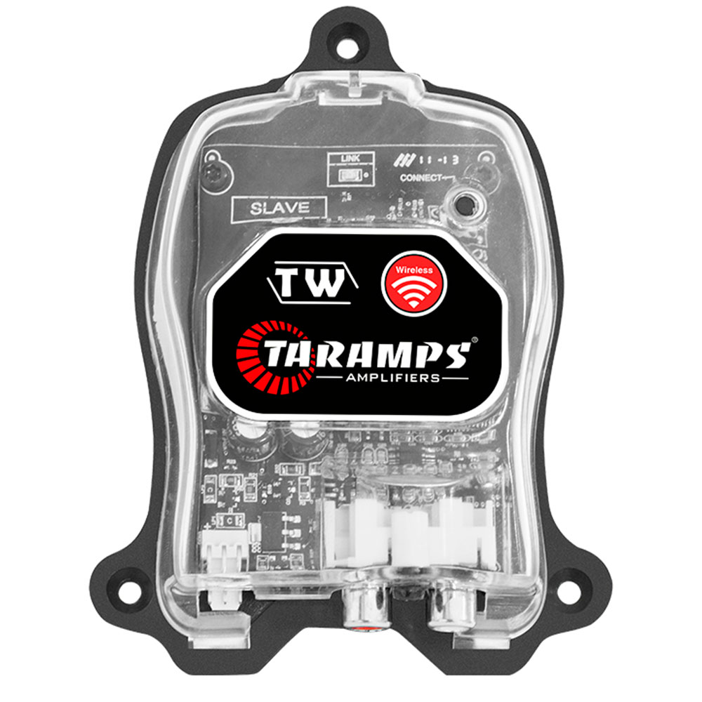 Transmissor Taramps De Sinal Wireless Tw Slave Som Carro  - AutoParts Online