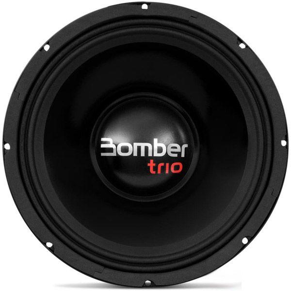 Woofer Bomber Papa Trio 12 650W RMS 4 ohms  - AutoParts Online