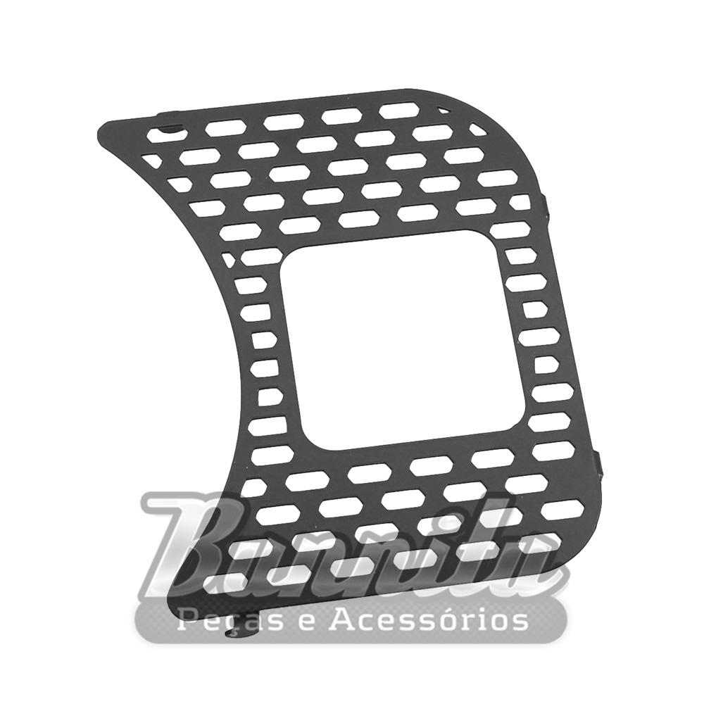 Grade de marcador de combustível mod. sport preto para VW Fusca  - Bunnitu Peças e Acessórios