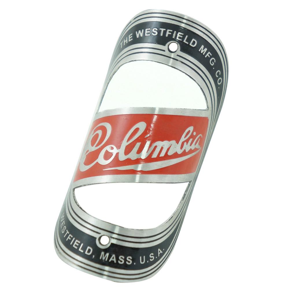 Emblema plaqueta para bicicleta modelo Columbia  - Bunnitu Peças e Acessórios