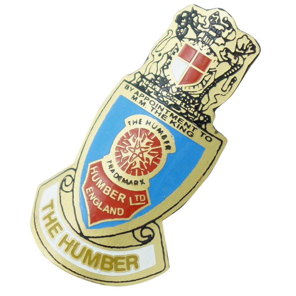 Emblema plaqueta para bicicleta modelo The Humber  - Bunnitu Peças e Acessórios