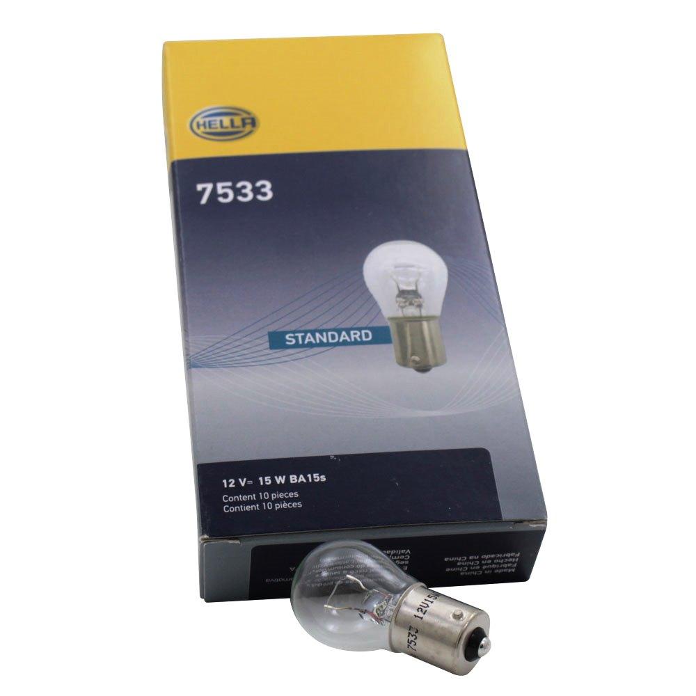 Lâmpada Hella Modelo 1 Pólo Standard 12v / 15 Watts  - Bunnitu Peças e Acessórios