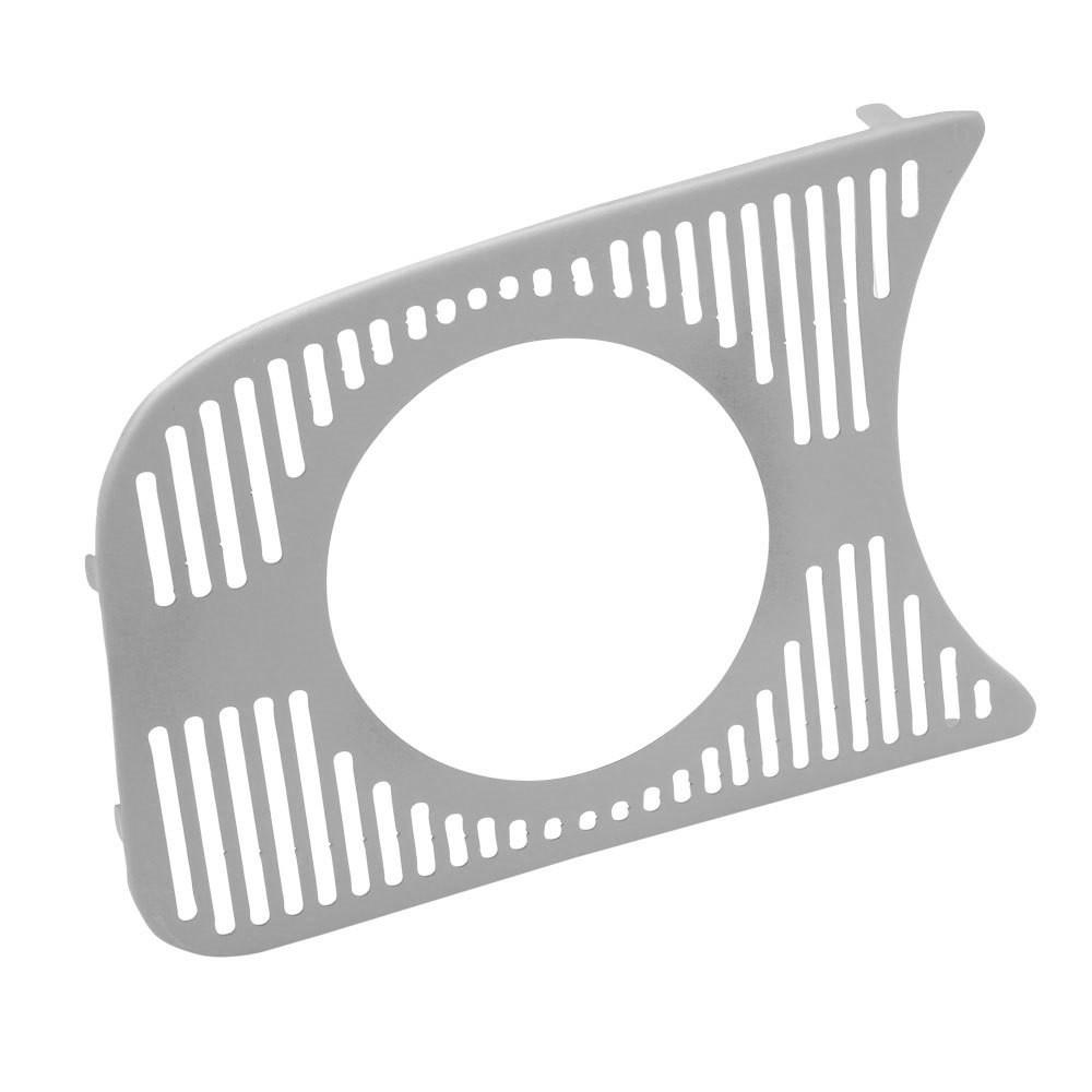 Grade tela de falante painel com 1 furo de 80mm VW Fusca 1600S Bezorrão  - Bunnitu Peças e Acessórios