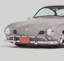 karmann ghia e tc