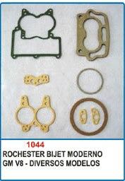 Kit de reparo do carburador Rochester Bijet V8 - Diversos Modelos  - Bunnitu Peças e Acessórios