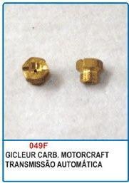 Par de gicles para Ford V8 302 - Landau e Maverick Transmissão Automática  - Bunnitu Peças e Acessórios