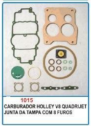 Kit de reparo do carburador Holley V8 Quadrijet  - Bunnitu Peças e Acessórios
