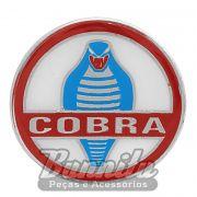 Emblema dianteiro para Ford Shelby Cobra