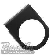 Painel suporte universal de instrumento 53mm em metal na cor preta