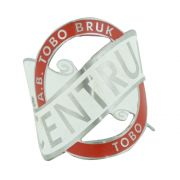 Emblema plaqueta para bicicleta modelo Centrum