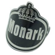 Emblema plaqueta para bicicleta modelo Monark