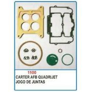 Kit de reparo do carburador Carter AFB Quadrijet
