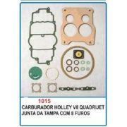 Kit de reparo do carburador Holley V8 Quadrijet