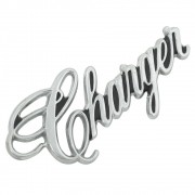 Emblema lateral do Chrysler Dodge Charger R/T 79/82