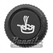 Botão do cinzeiro para painel do VW Fusca, Brasília, Variant e Passat