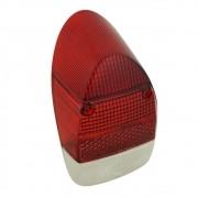 Lente da lanterna traseira para VW Fusca 1500 1600-S