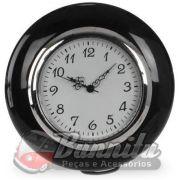 Relógio botão de buzina do Volante para VW Fusca Até 1973, Karmann Ghia, Variant, TL