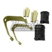 Kit da barra estabilizadora dianteira para suspensão de VW Fusca, Brasília e Variant