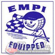 Adesivo original modelo retrô Empi Equipped
