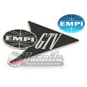 Emblema Original EMPI GTV para linha VW Ar