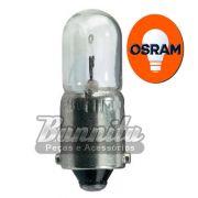 Lâmpada miniatura T4W 12V - 4 watts Osram