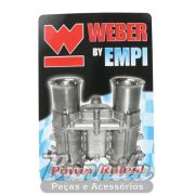 Adesivo original Weber by Empi Power Rules
