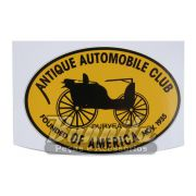 Adesivo modelo Antique Automobile Club of America